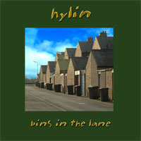 Hylin - Bins In The Lane - CD